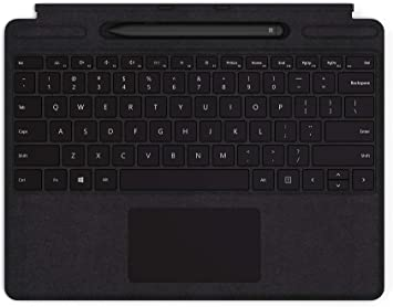 Nuevo teclado Microsoft Surface Pro X Signature con lápiz ...