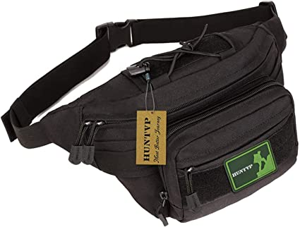 Who Needs Hair With A Body Like This Sport Waist Bag Fanny Pack Adjustable