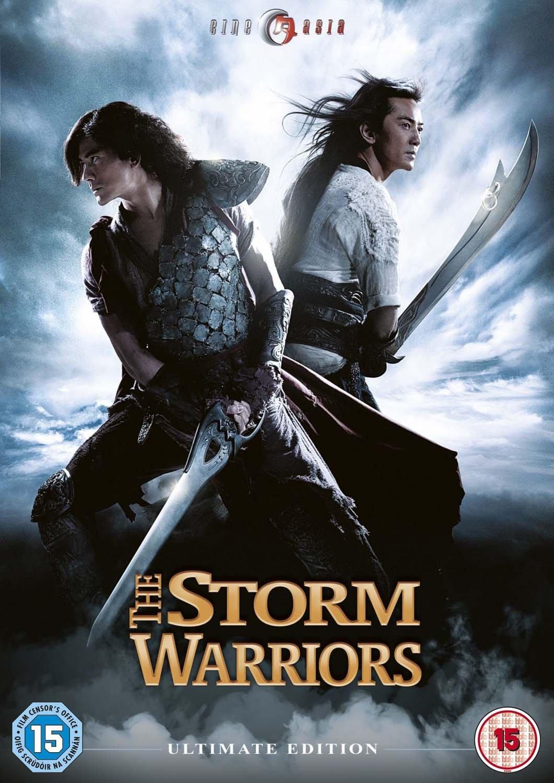 The Storm Warriors (2009) Hindi Dual Audio 480p BluRay ESubs 400MB