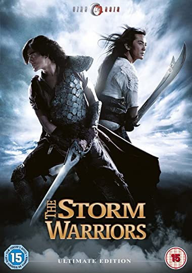 The Storm Warriors 2009 Full Hindi Dubbed Movie Download HDRip 720p
