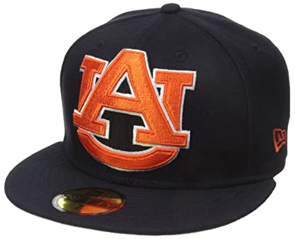 Amazon.com   New Era NCAA Logo Grand Fitted 59Fifty Cap   Sports ... 7450c2ccb24