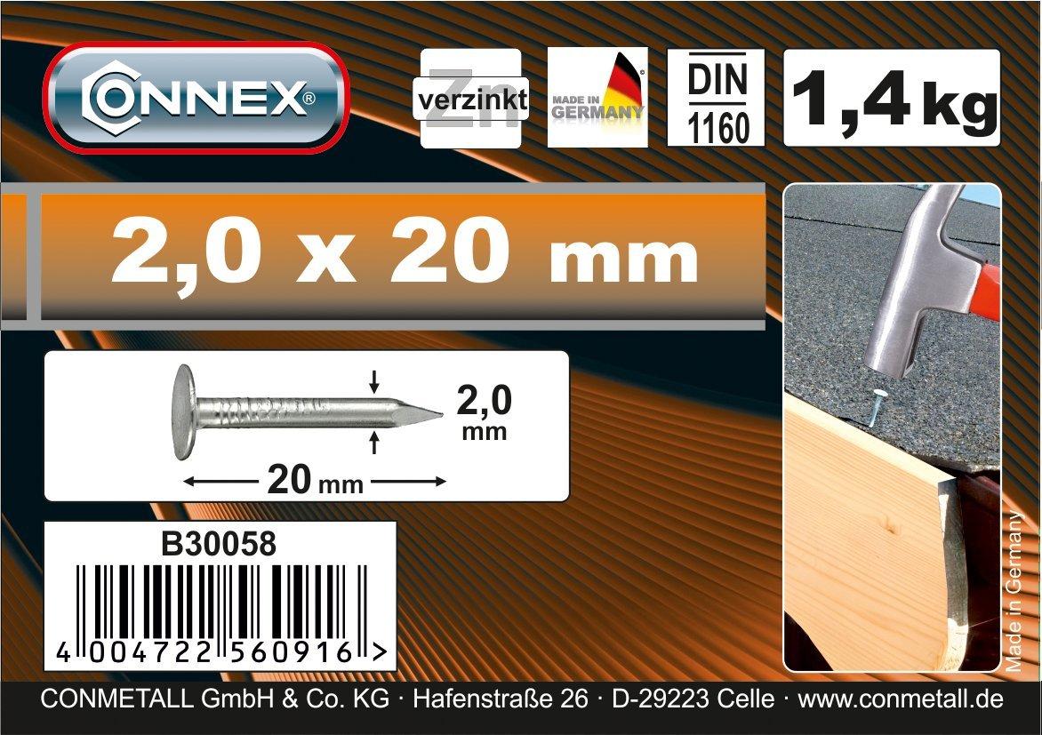 Clavo CONNEX B30058