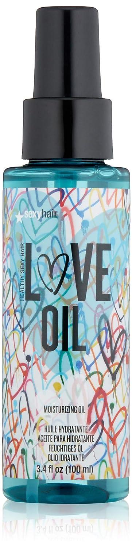 SEXYHAIR Healthy Love Oil Moisturizing Oil, 3.4 fl oz