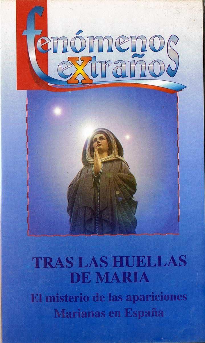 Fenómenos Extraños Nº 1. Tras las huellas de María. El misterio de las apariciones marianas en España: Amazon.es: Amazon.es