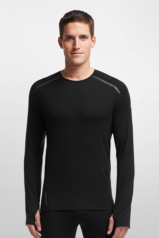 Icebreaker 150 Strike Crewe Longsleeve Shirt Men - Funktionsshirt