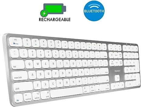 iPad air//Mini iMac PC Bluetooth Wireless Keyboard For All Apple iPad 1 2 3 4 5