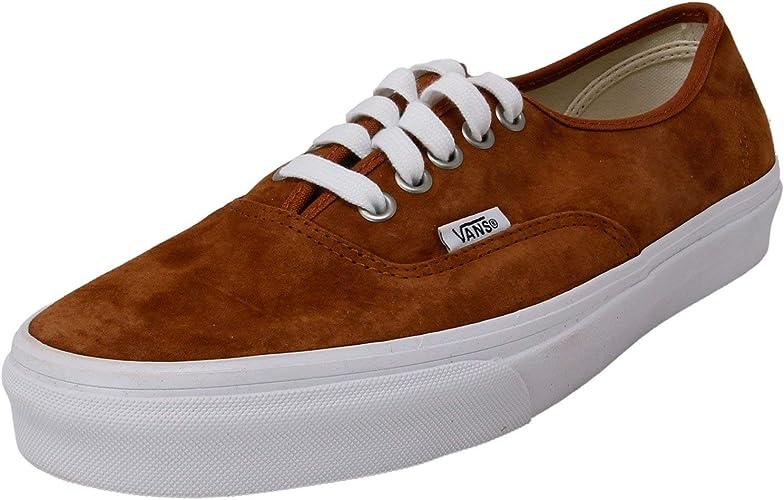 chaussure vans homme marron