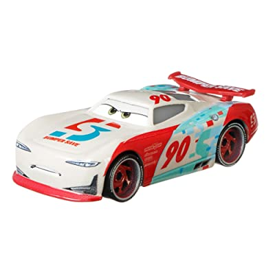 Disney Cars Pixar Cars: Paul Conrev: Toys & Games