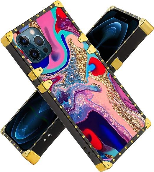 Luxury Designer Phone case for iPhone 12 pro max 6.7 inch