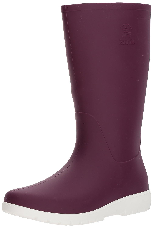 Dark Purple Kamik Women's Jessie Rain Boot
