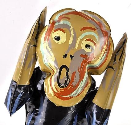 Amazon.com: Muñeca Hinchable Scream: Toys & Games