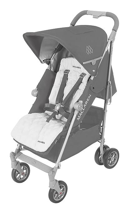 Maclaren Techno XLR - Silla de paseo, color charcoal y gris
