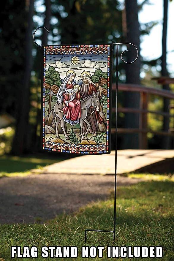 celeste Coj/ín decorativo beb/é /Ángel de la guarda 20 x 30 cm
