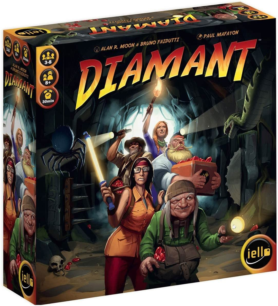 Diamant - English: Amazon.es: Juguetes y juegos