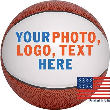 Amazon.com: Baloncesto personalizado – Balón de baloncesto ...