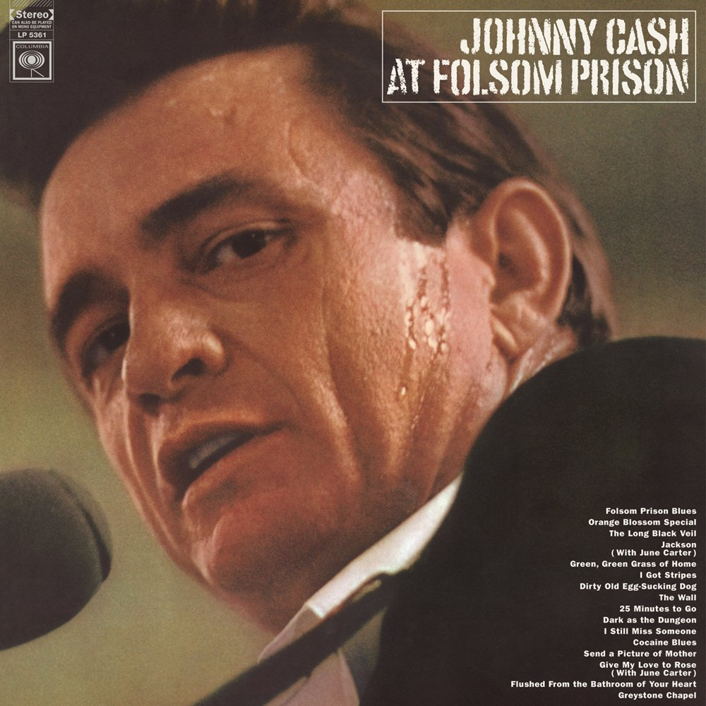 At Folsom Prison by Cash, Johnny