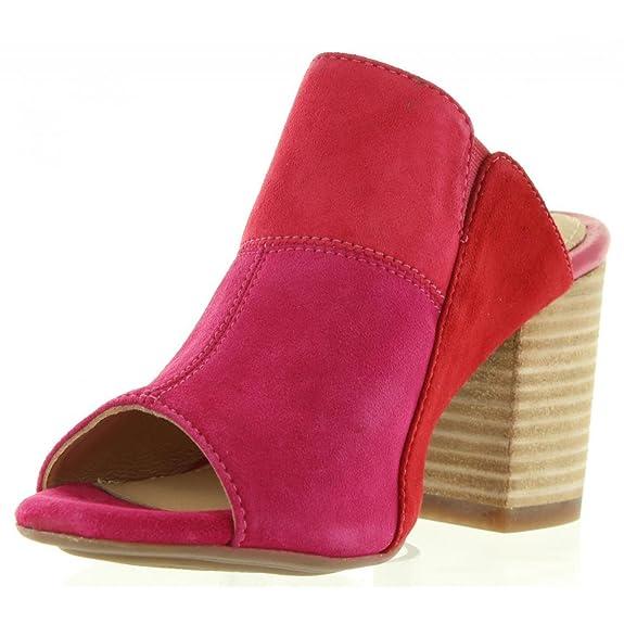 Sandales pour Femme HUSH PUPPIES 560270-50 SAYER 213 FUCHSIA MULTI 4WnDzpdhC
