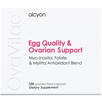 OvaVitae™ Ovarian Support, Egg Quality & Women's Reproductive Wellness
