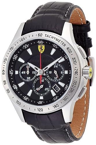 Scuderia Ferrari Reloj Scuderia 0830039 hombre [Regular importados]: Amazon.es: Relojes