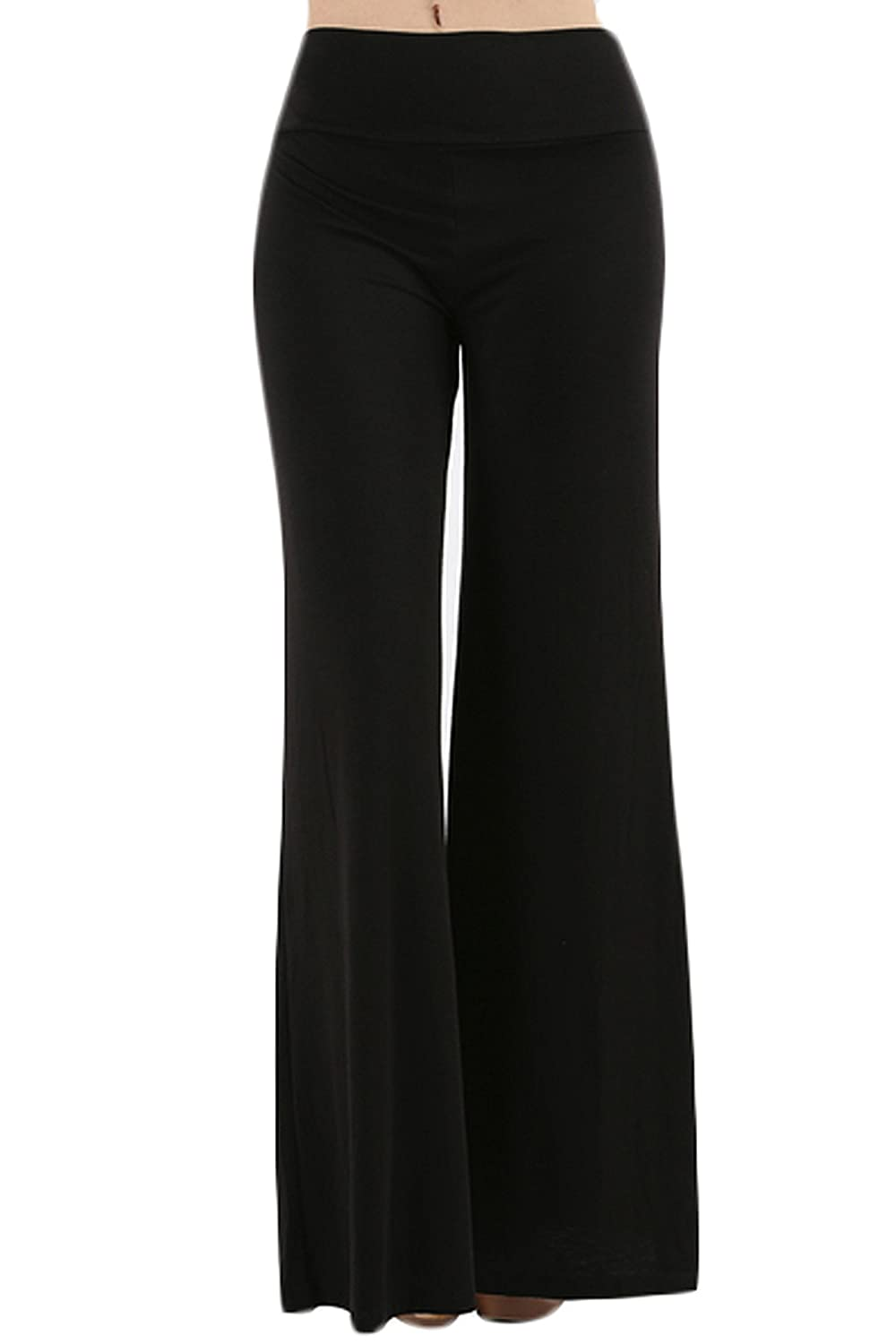 d4f6c17629a82 TOP LEGGING TL Women's Versatile Comfy Wide Leg Long Maternity Palazzo  Gaucho Lounge Pants at Amazon Women's Clothing store: