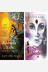 Sita's Sister + Karna's Wife: The Outcast's Queen (Set of 2 Books) Paperback