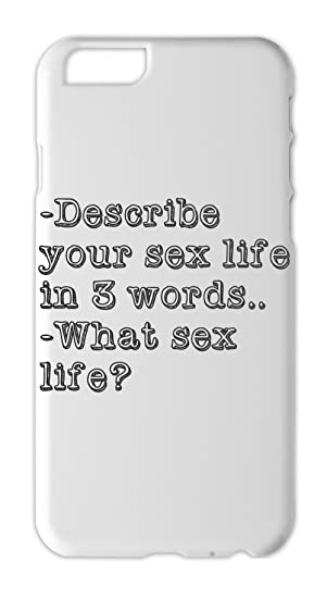 Words that describe sex