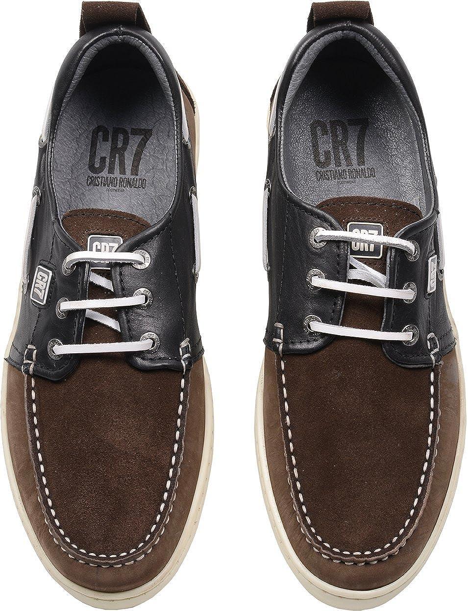 CR7 Cristiano Ronaldo, Modelo Salsa, Náuticos para Hombre: Amazon.es: Zapatos y complementos