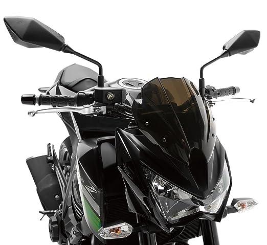 Kawasaki Z800 2012 Displayschutzfolie Tachoschutzfolie Screen Protector 2 x Ultra Klar