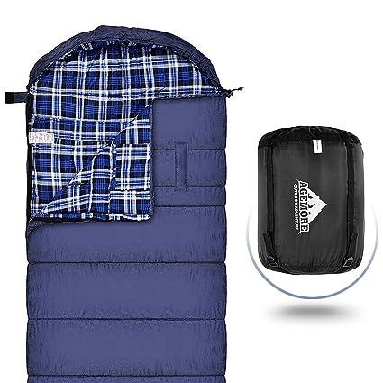 83bb4e779aa Amazon.com   Agemore Sleeping Bag XL for Adults