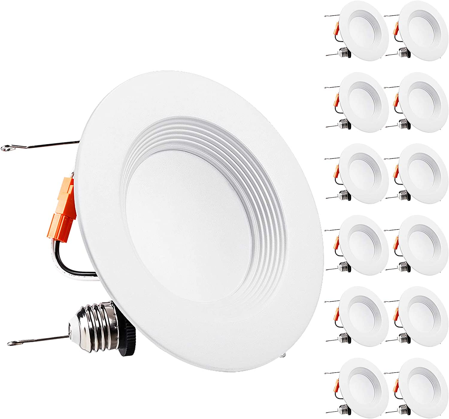 LED Downlight Multispot 35W Warm White 930 45/° Driver Included 3000lm