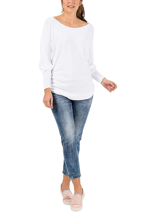 Timezone Damen Battz Sleeve Pullover