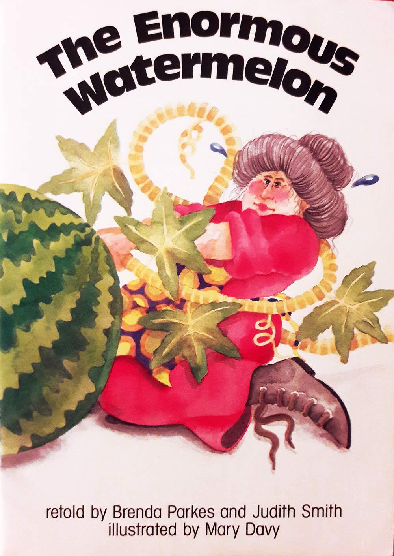 The Enormous Watermelon: Amazon.co.uk: brenda-parkes-judith-smith:  9780731200306: Books