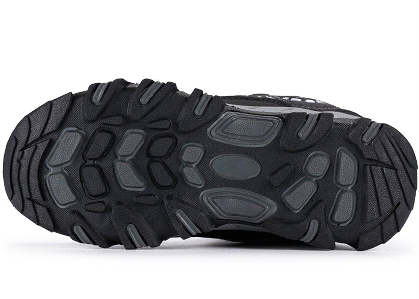 71022 DADAWEN Boys Girls Running Shoes Waterproof Outdoor Hiking Athletic Sneakers Toddler//Little Kid//Big Kid