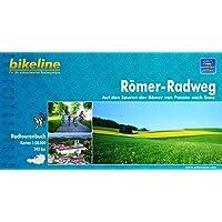 Römer-Radweg: Auf den Spuren der Römer von Passau nach Enns, 1:50 000, wetterfest und reißfest
