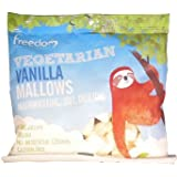 Freedom Confectionery - Vanilla Mallows - White - 75g