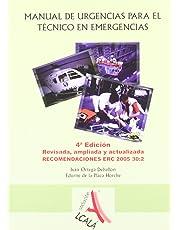 Manual De Urgencias Para El Tecni (Transporte sanitario)