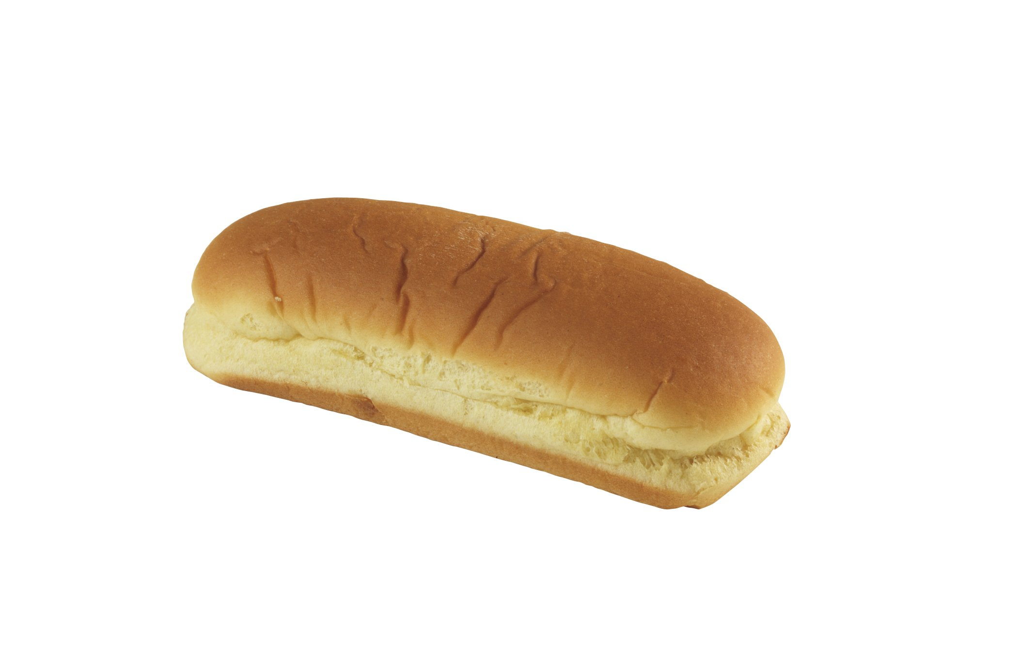 European Bakers Individually Wrapped Hot Dog Bun, 1.7 oz., (Pack of 60)
