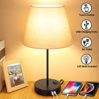 Deals on MAXvolador Touch Control Table Lamp