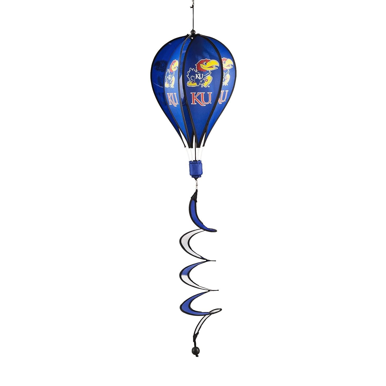 NCAA Kansas Jayhawks Hot Air Balloon Spinner B003XPRY2G