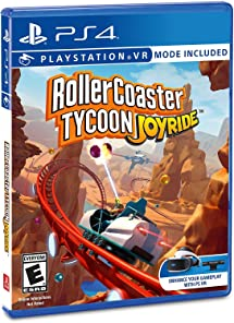 Rollercoaster Tycoon: Joyride - PlayStation 4