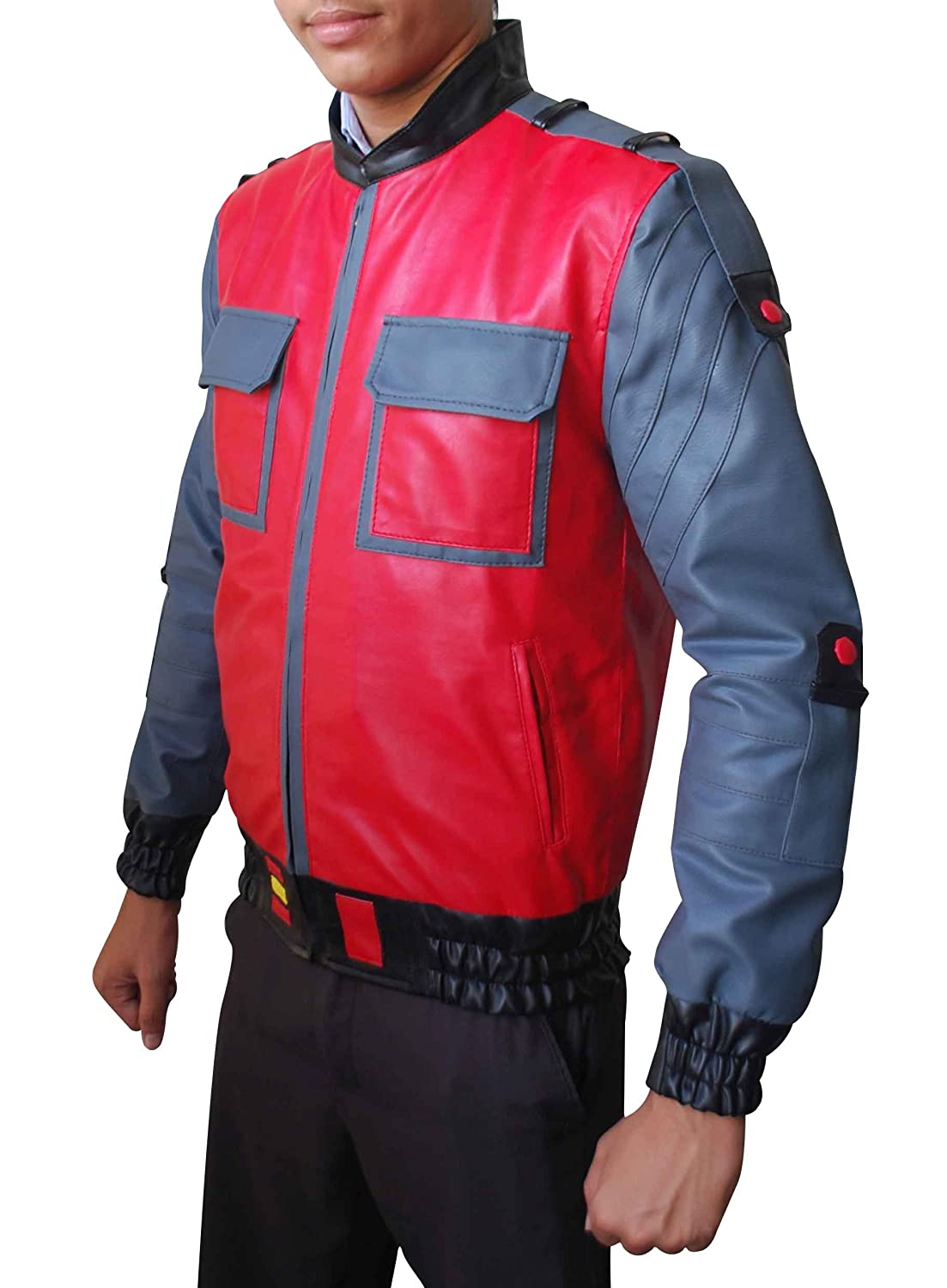 BTTF Back To The Future II Marty Mcfly 2015 Jacket