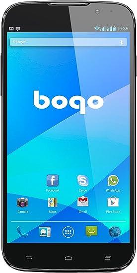 Bogo Lifestyle 6 Slim QC - Smartphone libre de 6