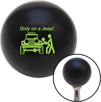 White Technical Sergeant American Shifter 38393 Orange Metal Flake Shift Knob with 16mm x 1.5mm Insert
