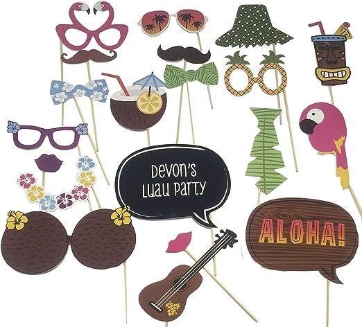 E-muse 20 Aloha Hawai Fiesta de Luau Prop Cabina de Fotos ...