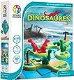 Smartgames - SG 282 FR - L'archipel Des Dinosaures - Jeu De Réflexion Pour Enfant
