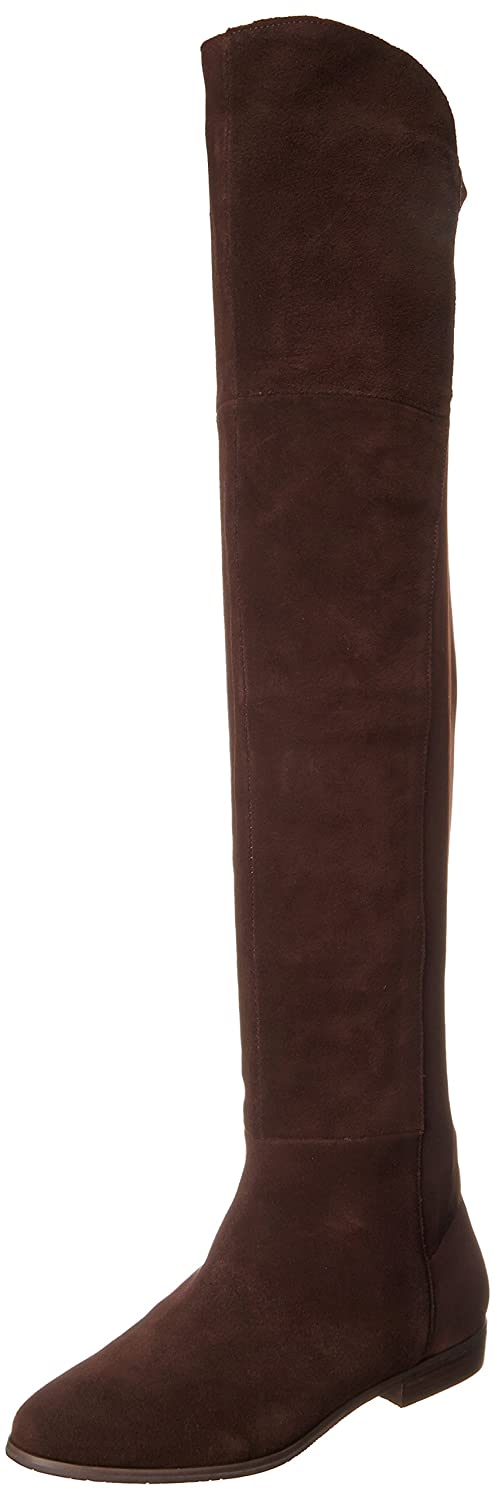Chinese Laundry Women's Riley Riding Boot B00JPQ63P6 10 B(M) US|Chocolate Suede