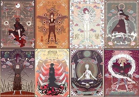 Naruto Shippuden Anime Art Silk Poster 24x36inch