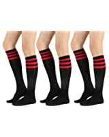 STYLEGAGA Women's Casual Knee High Socks
