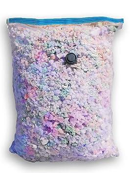 Espuma viscoelástica de alta densidad – Relleno para relleno, tapicería, almohadas, manualidades,