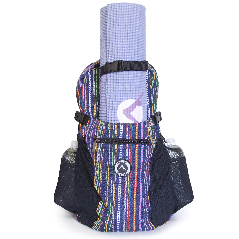 6489c6deae Aurorae Yoga Multi Purpose Backpack. Mat Sold Separately Holiday ...